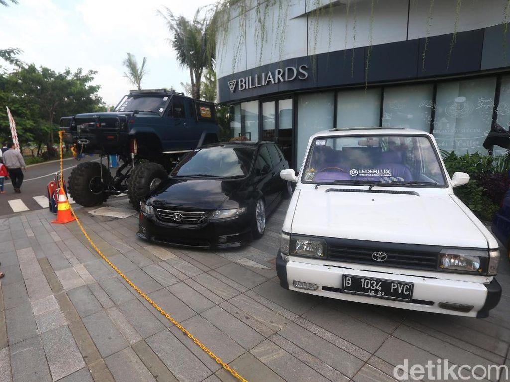 Air Suspension Jadi Barang Wajib Modifikator Mobil di Tangerang