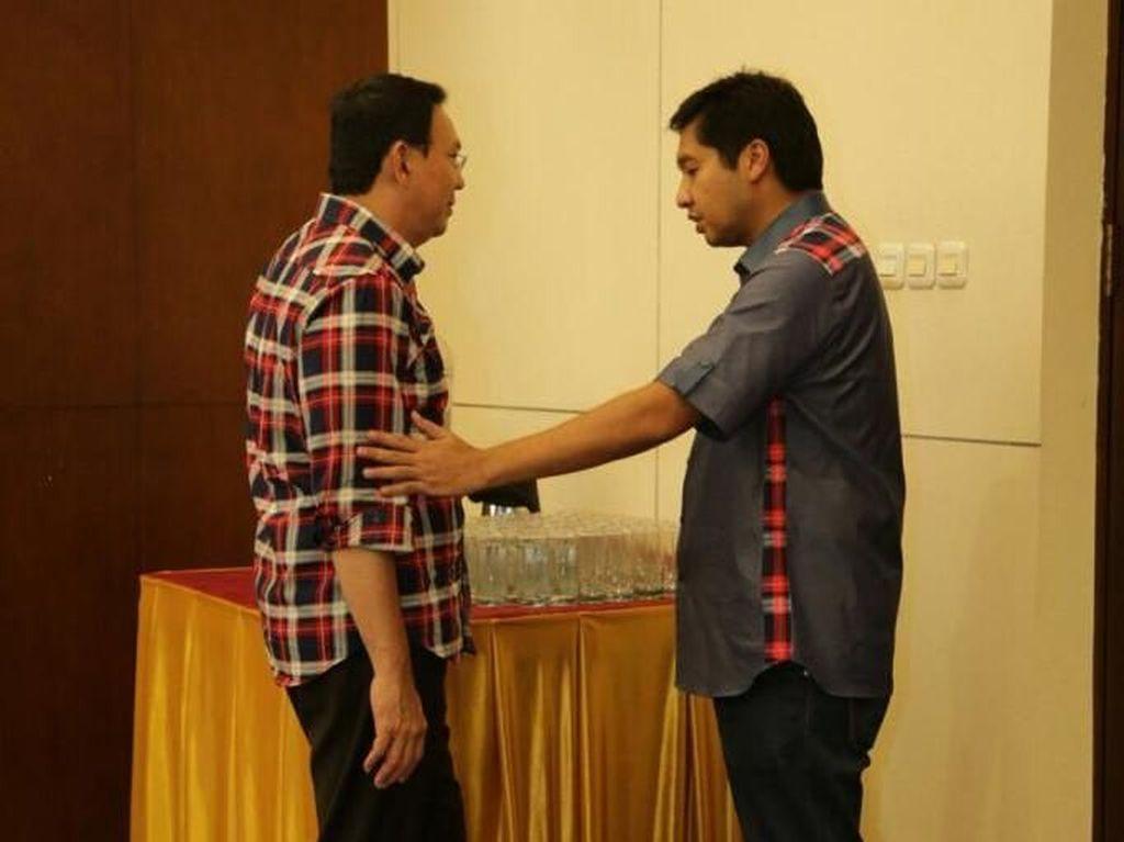 Ahok Gabung ke PDIP, Maruarar: Semoga Belajar dari Jokowi