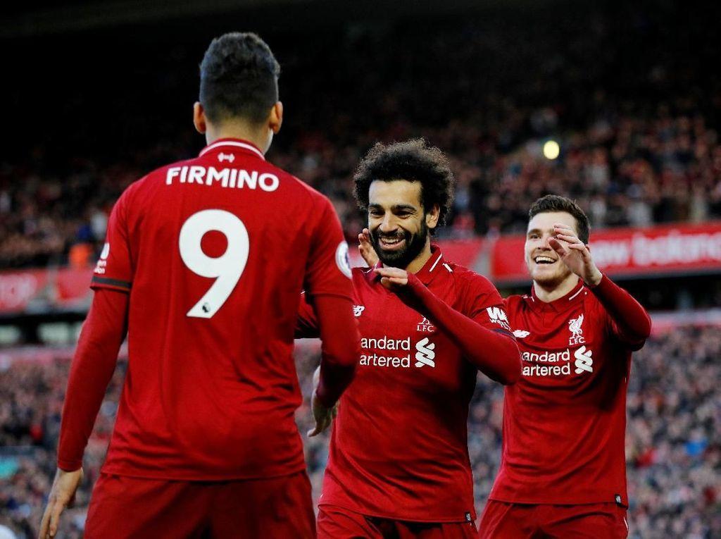 Pemain dan Fans Liverpool Harus ke Old Trafford dengan Keberanian