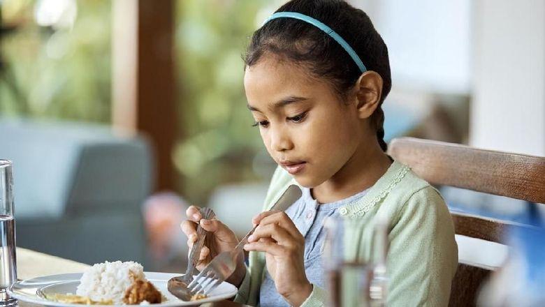 Manfaat table manner untuk anak/ Foto: iStock