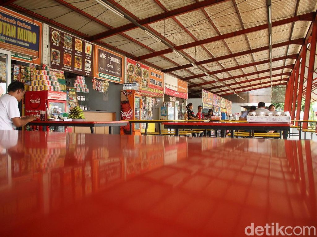 Aduh! Harga Makanan di Rest Area Tol Trans Jawa Mahal
