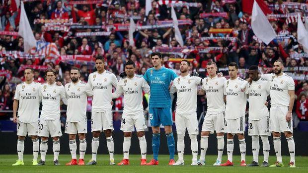 Real Madrid ingin membangun skuat yang kuat di beberapa musim ke depan.