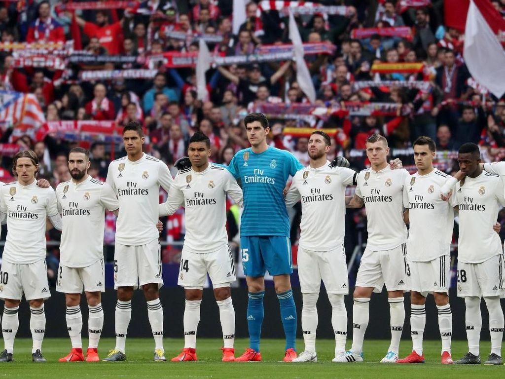 Jadwal Siaran Langsung Liga Champions Malam Ini: Ajax vs Real Madrid