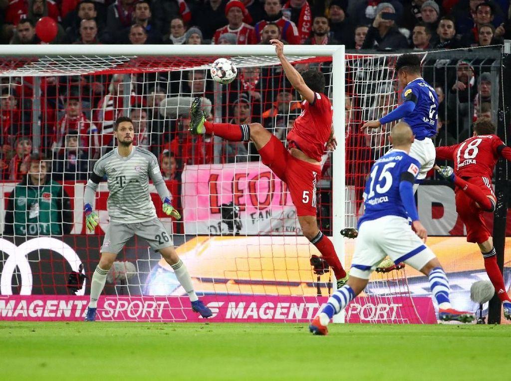 Jadwal Liga Jerman Pekan Ini, Ada Bayern Vs Schalke 04