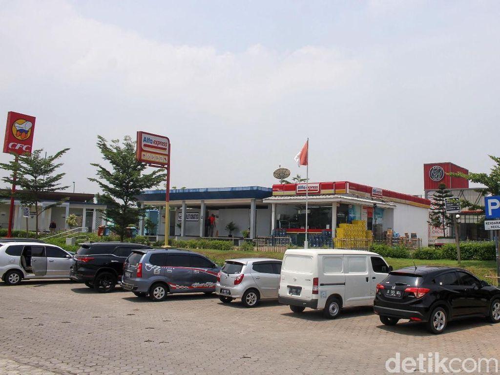 Bakal Ada Lemang dan Tempoyak di Rest Area Tol Palembang-Muara Enim