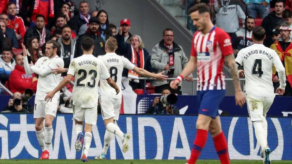 Melihat Lagi Video Selebrasi Bale yang Provokatif
