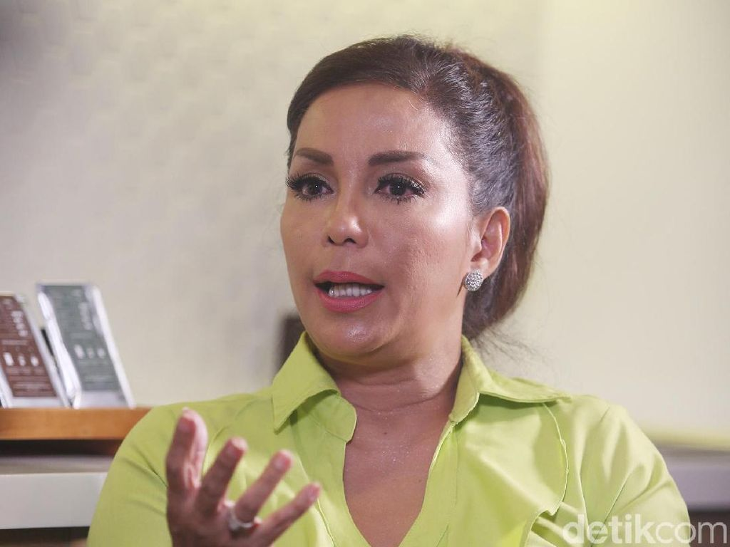 Soraya Haque Jelaskan soal Penyakit Ekki Soekarno