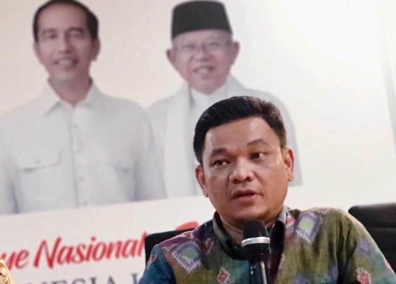TKN Bandingkan Klaim BPN Prabowo Unggul 54,24% dengan Situng KPU