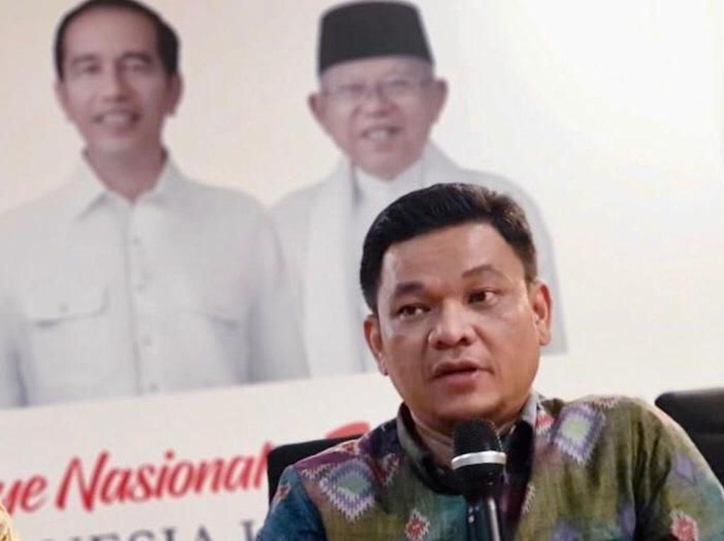 TKN Jokowi ke FPI: Jangan Asal Tuding soal Petisi, Ini Ramadhan!