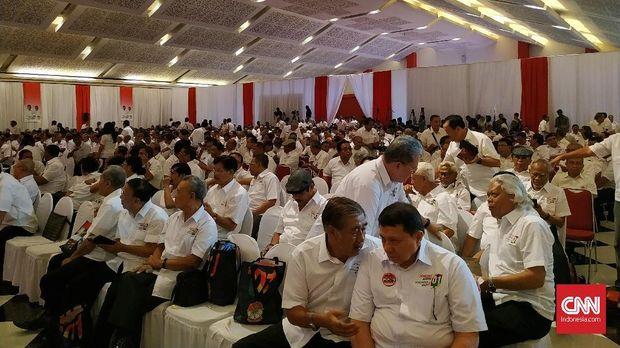 Soal Ketegasan, Luhut Sebut Jokowi Pantas Masuk Kopassus
