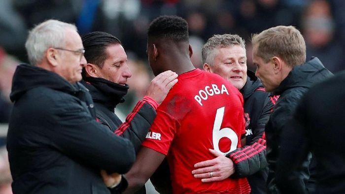 Man United sudah berbeda di tangan Ole Gunnar Solskjaer, akan menjadi ujian besar bagi Liverpool. Foto: Reuters