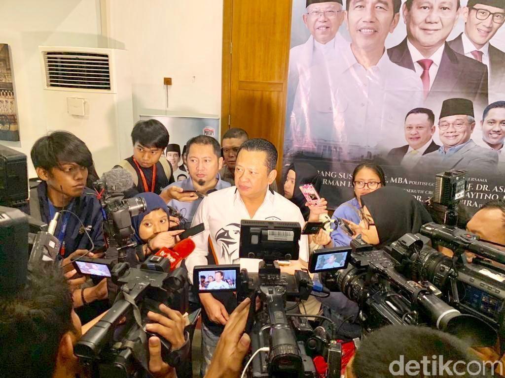 Ketua DPR soal Remisi Pembunuh Wartawan Dicabut: Jokowi Tepat!