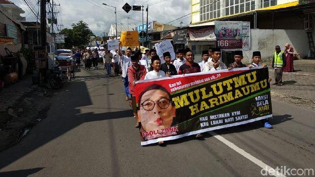 Fadli Zon Enggan Minta Maaf, Pengasuh Ponpes di Jember: Didoakan Saja