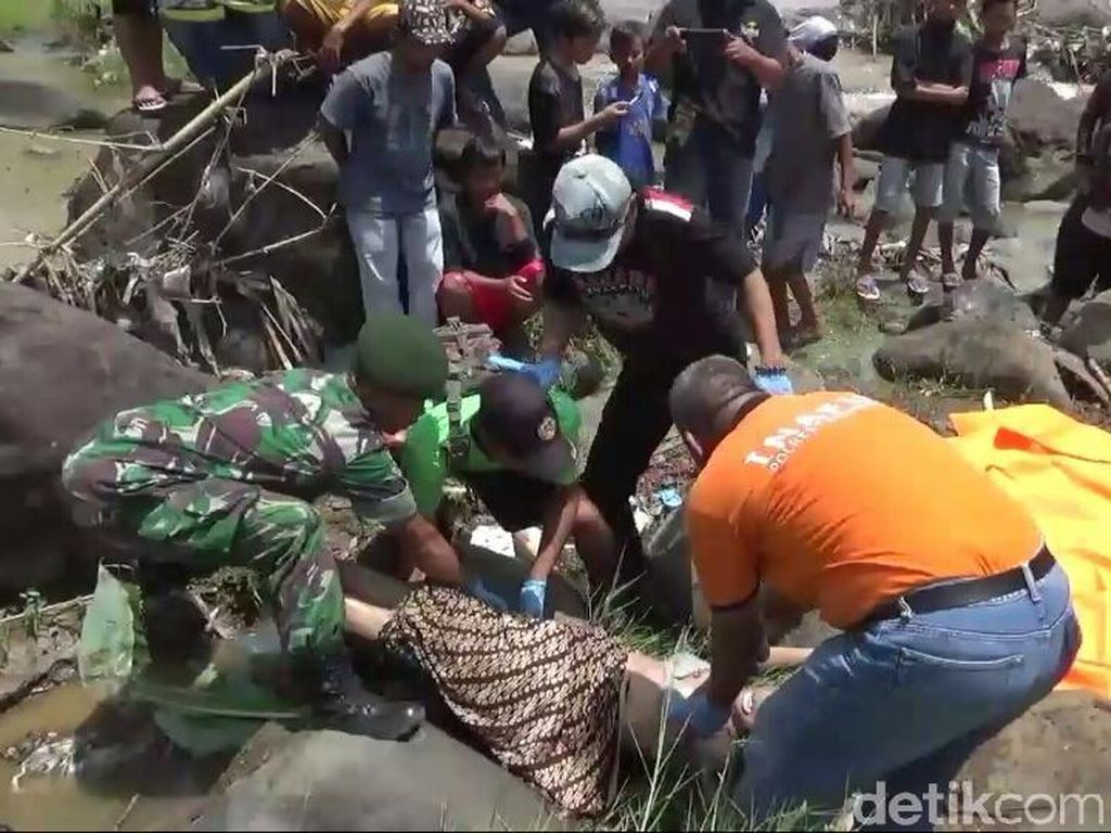 Identitas Mayat Wanita Telanjang di Sungai Ciwulan Terungkap