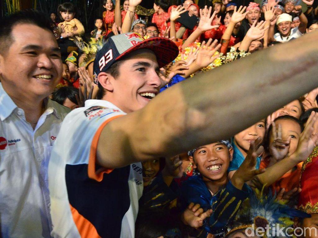 Mengenang Kejayaan Saung Angklung Udjo: Dikunjungi Marc Marquez-Pukau Pemimpin Dunia
