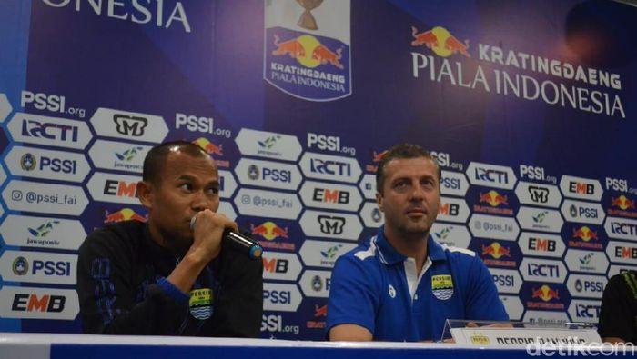 Supardi Nasir, kapten Persib Bandung (Dony Indra Ramadhan/detikSport)