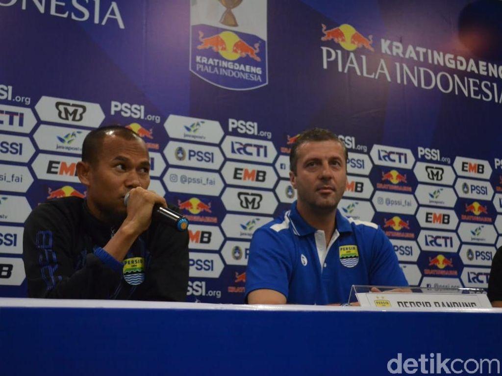 Piala Indonesia: Persiwa Mau Bertanding, Persib Siap Rebut Kemenangan