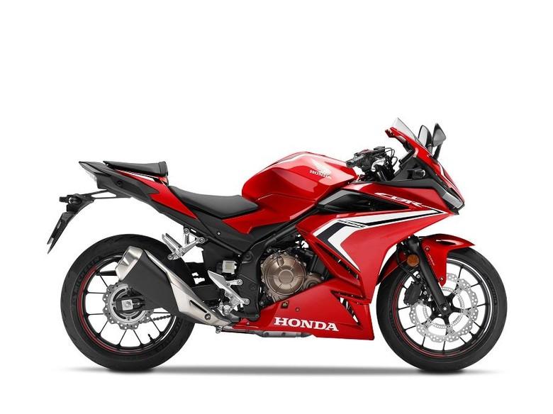 Wajah Baru  Gres 3 Motor Honda