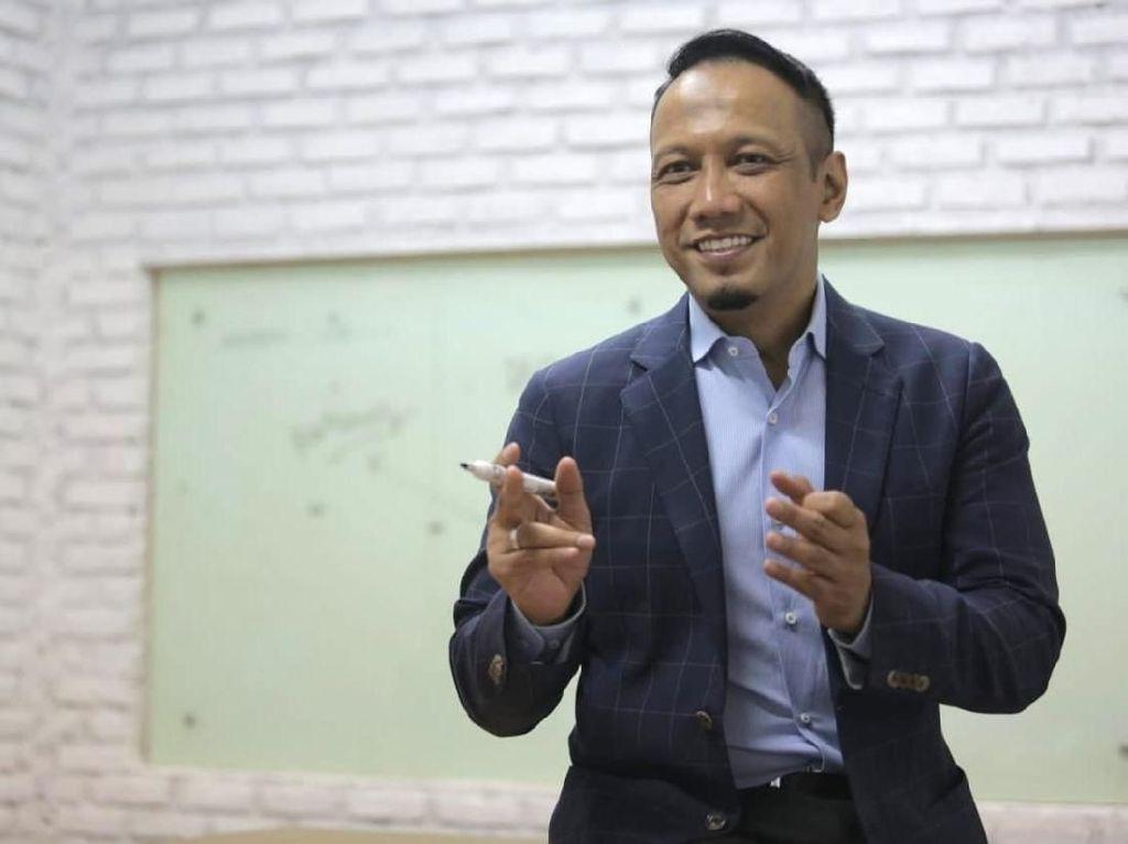 Alumni IKJ Dukung Jokowi, Ipang Wahid: Kinerja Ekonomi Kreatif Meningkat