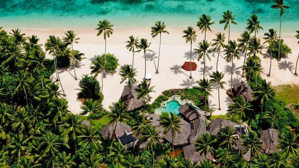 Foto: Sewa Pulau Rp 1,8 Miliar Per Malam, Buat Horang Kayah...
