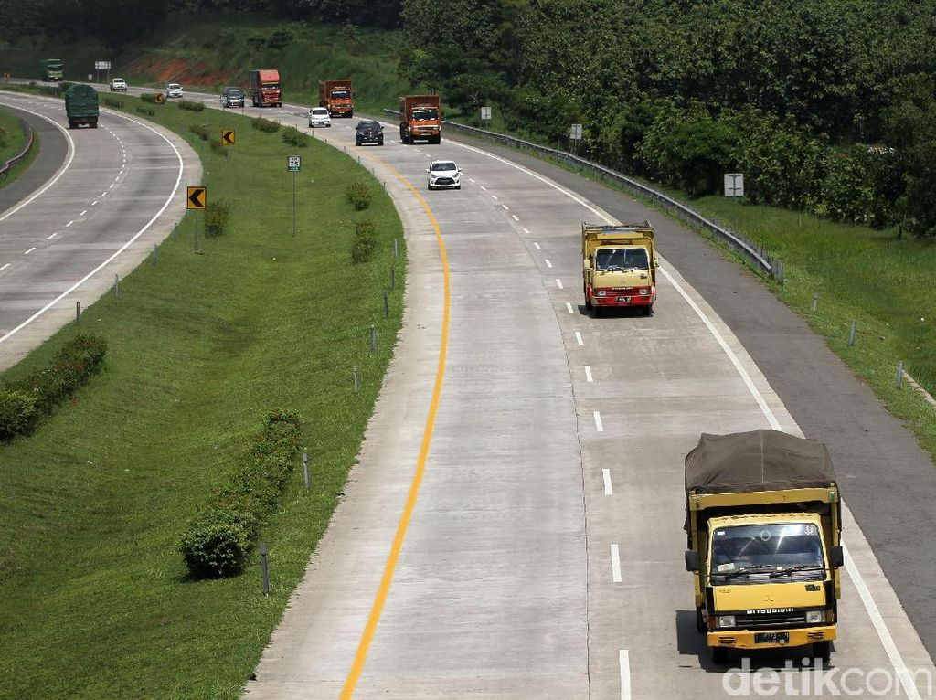 Tol Trans Jawa Bakal Dibuka Searah Saat Mudik
