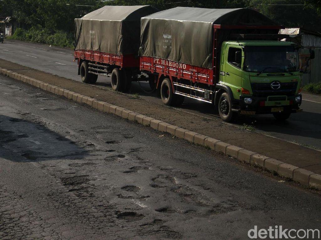 Pengakuan Pengusaha, 63% Truk di Indonesia Ketinggalan Zaman