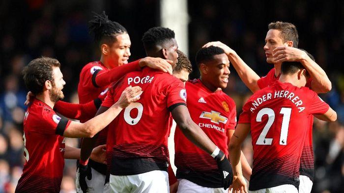 Manchester United akan menantang Paris Saint-German di Liga Champions. (Foto: Dylan Martinez/REUTERS)