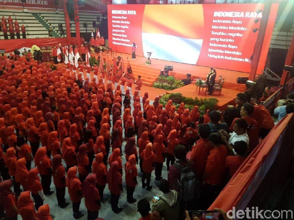 Prabowo-Sandi Bidik Jateng, Megawati: Jateng Kandang Banteng!
