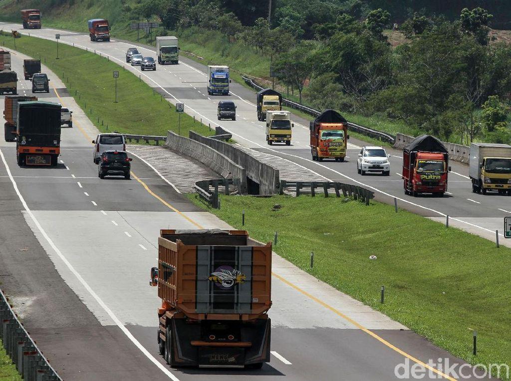 Tol Trans Jawa Pangkas Waktu Perjalanan