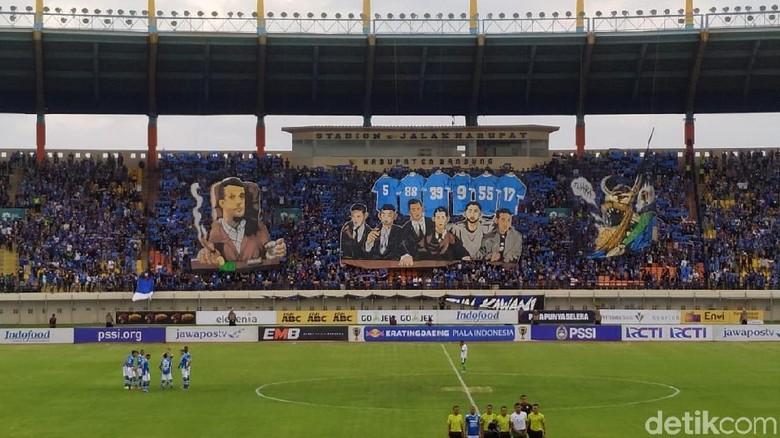 Bobotoh Kembali ke Stadion, Sajikan Konfigurasi 3D untuk Dukung Persib