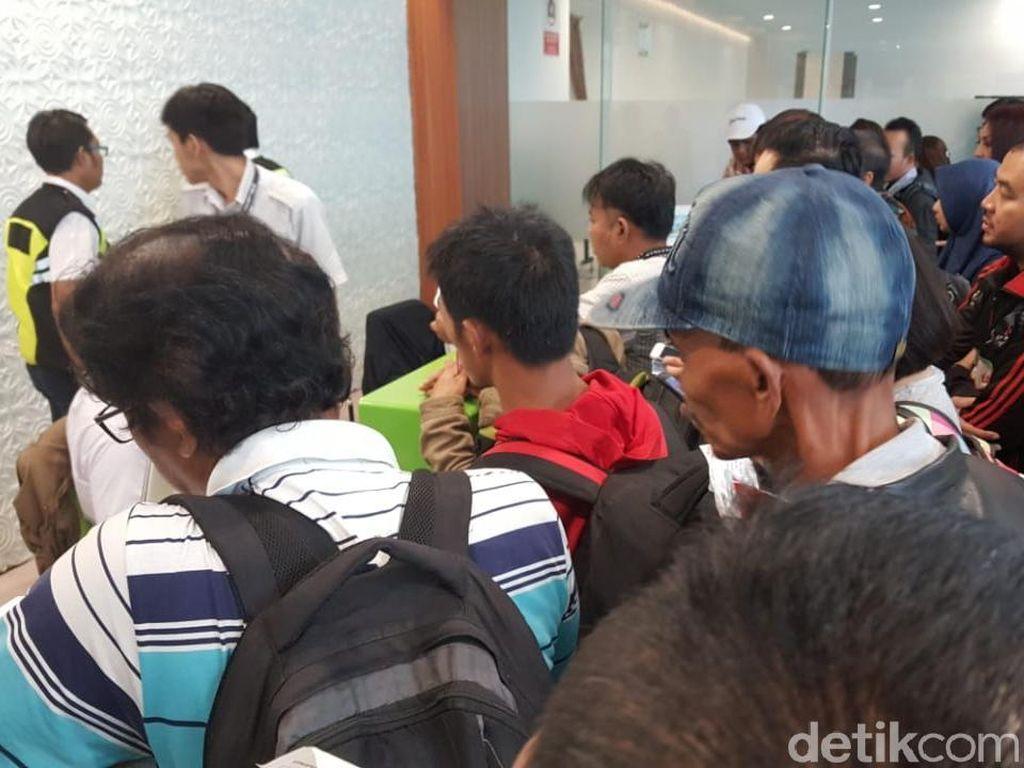 Ada Kerusakan Spare Part, Penumpang Lion Air di Semarang Diminta Turun