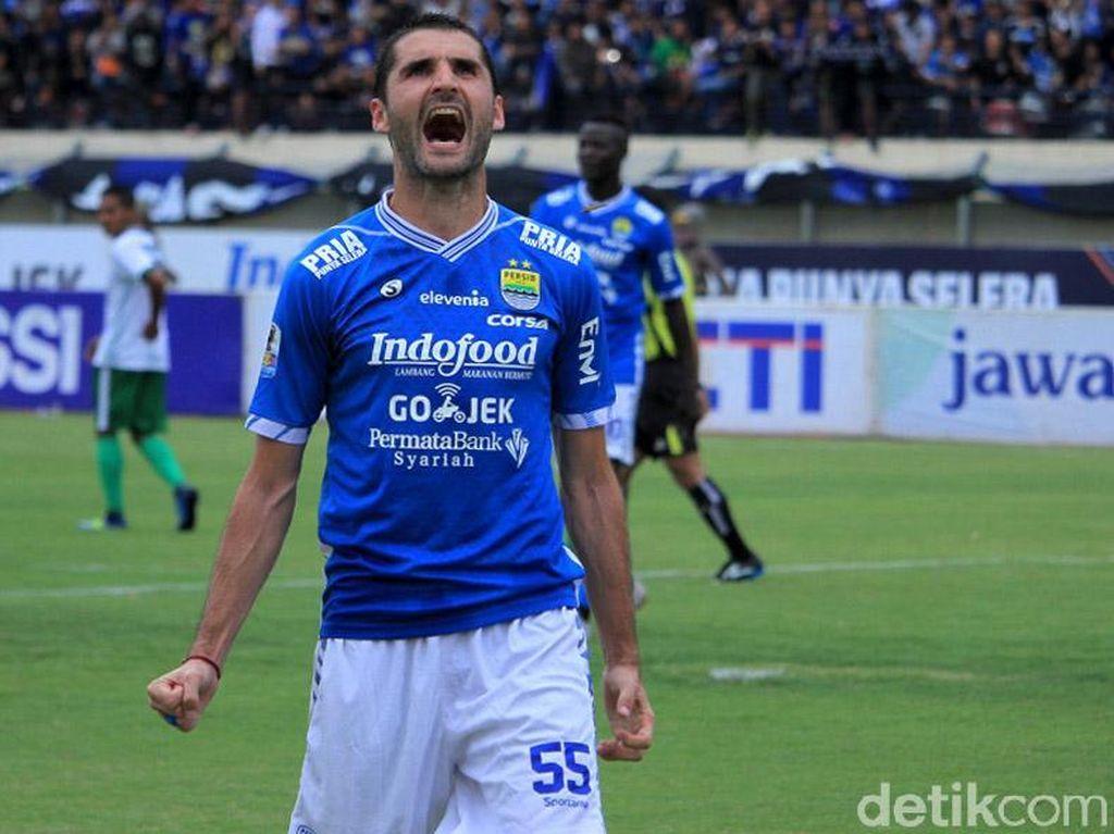 Ganas! Maung Bandung Cukur Persiwa 7-0
