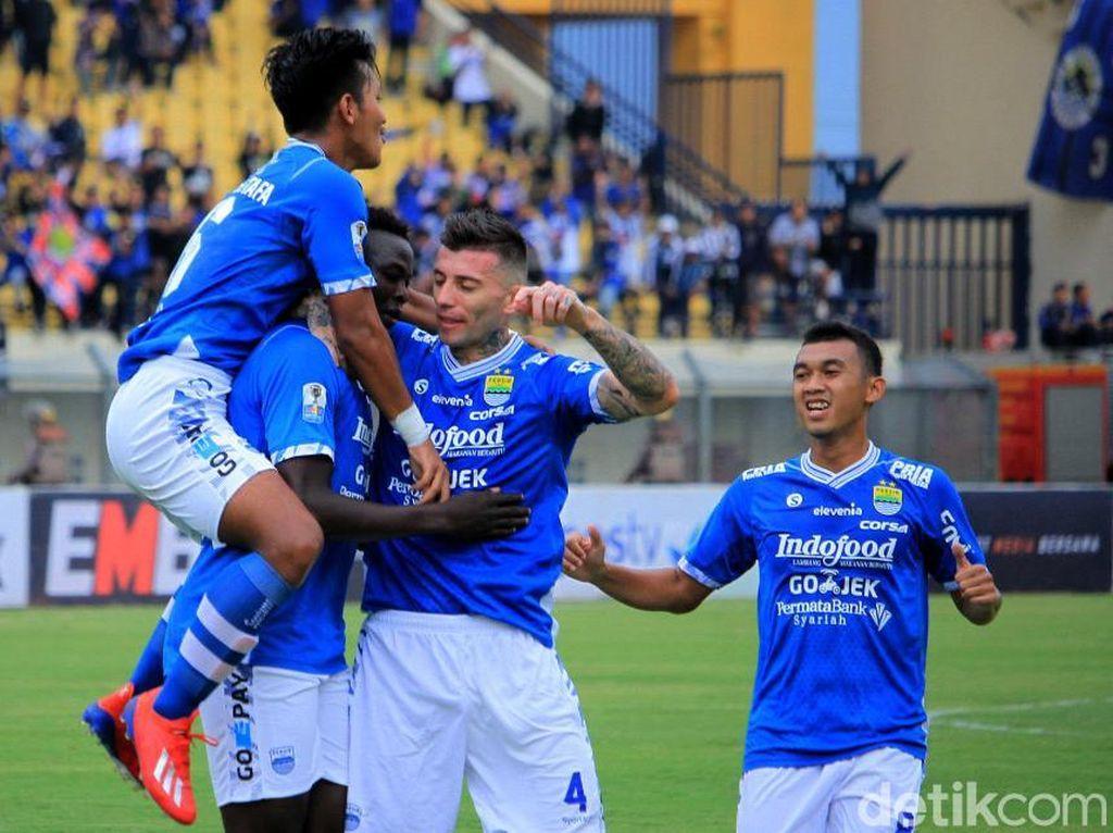 Jadwal Lawan Arema FC Mundur, Persib Merasa Diuntungkan