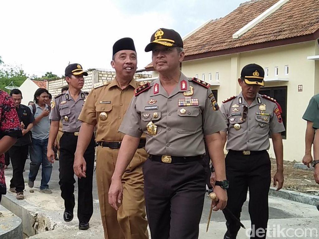 Kapolda: Lebih dari 27 Ribu Polisi di Jateng Tak Miliki Rumah