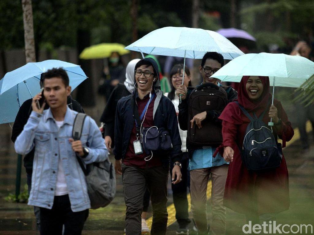 Dokter Ingatkan 3 Penyakit yang Rentan Menyerang di Musim Hujan