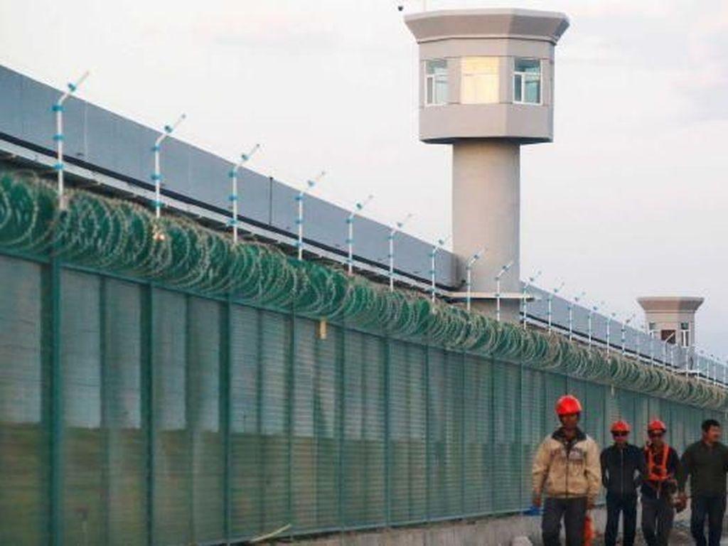 Turki Desak China Hentikan Penahanan Massal Warga Uyghur di Xinjiang
