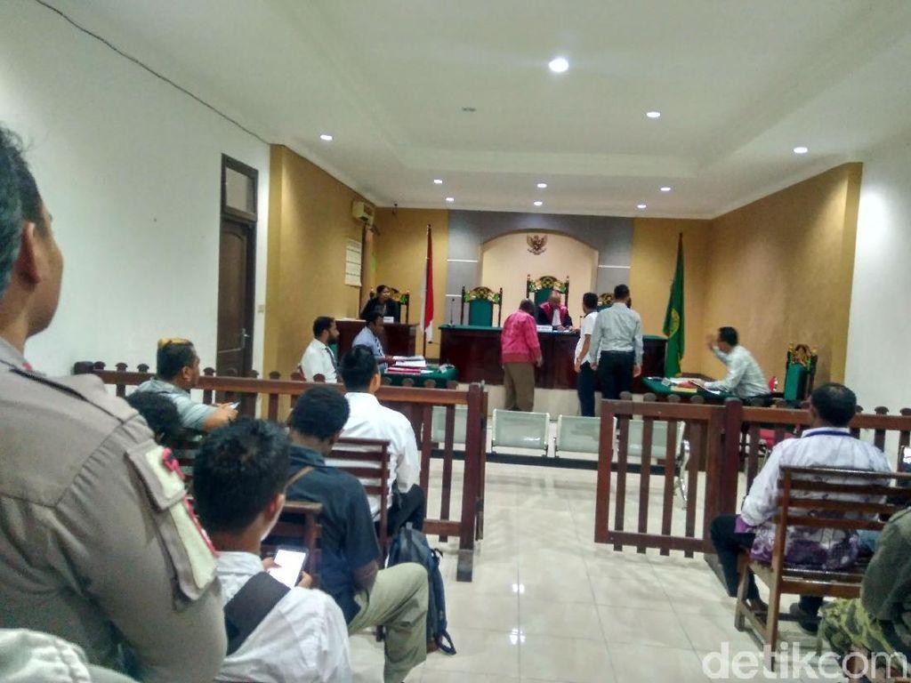 Geledah Markas KNPB, Polres Mimika Digugat Praperadilan