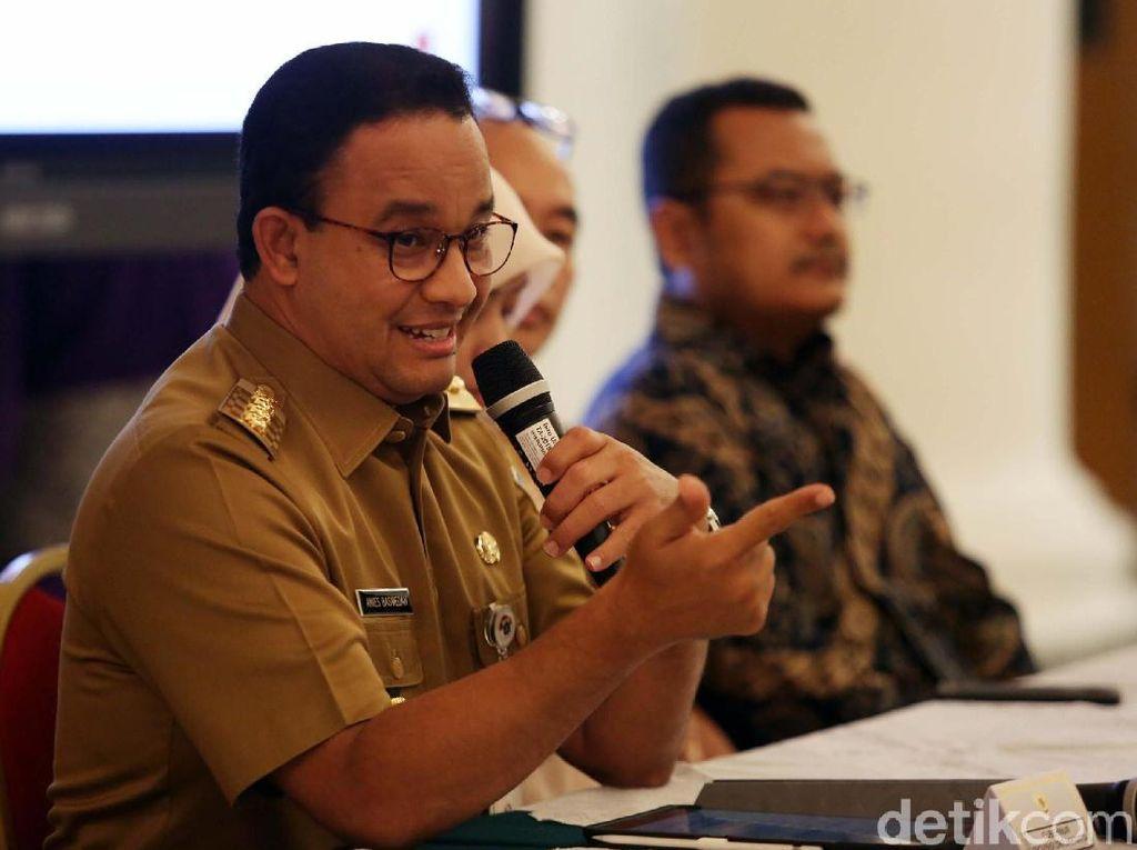 Pemprov DKI Berencana Ambil Alih Pengelolaan Air Bersih