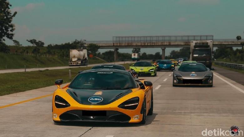 Bukan Cuma Mobil Penumpang, Supercar Juga Keluhkan Airbag Takata