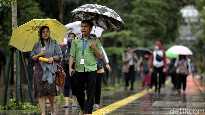 Musim hujan, konon penyakit lebih gampang menyerang (Foto: Rifkianto Nugroho)