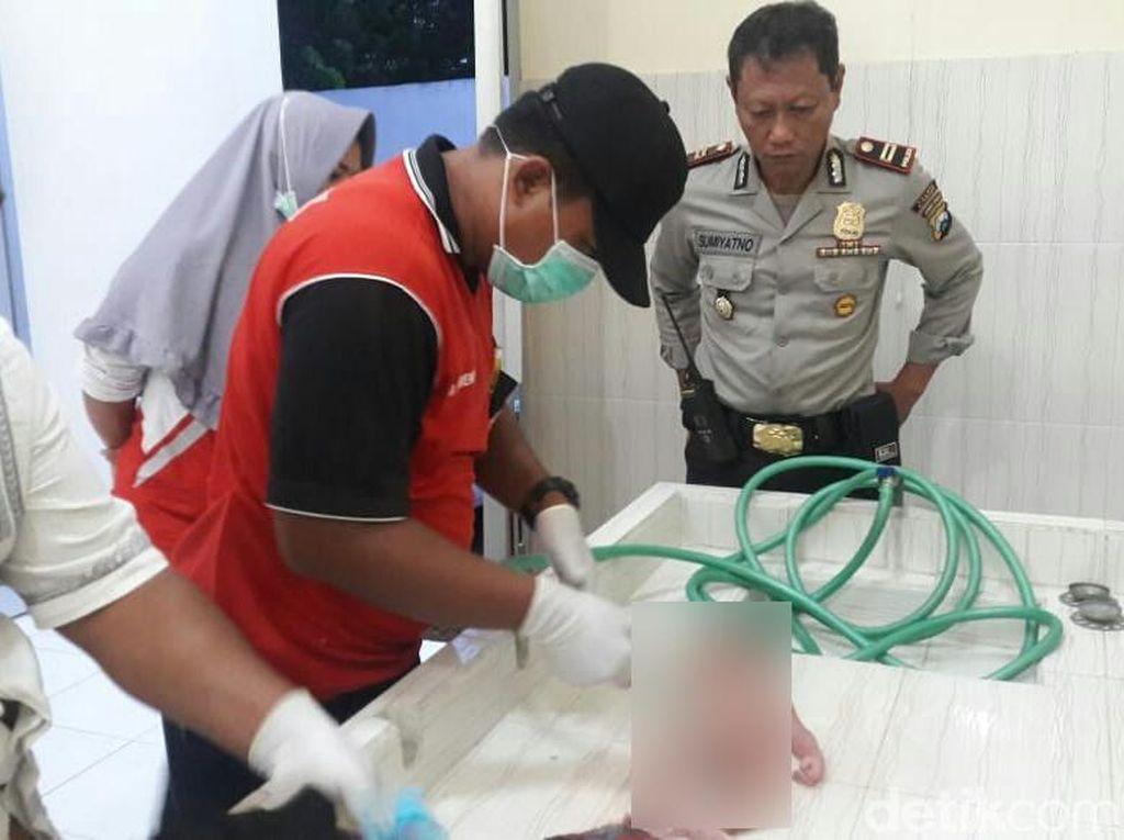 Pria di Situbondo Temukan Mayat Bayi di Sungai, Begini Kondisinya