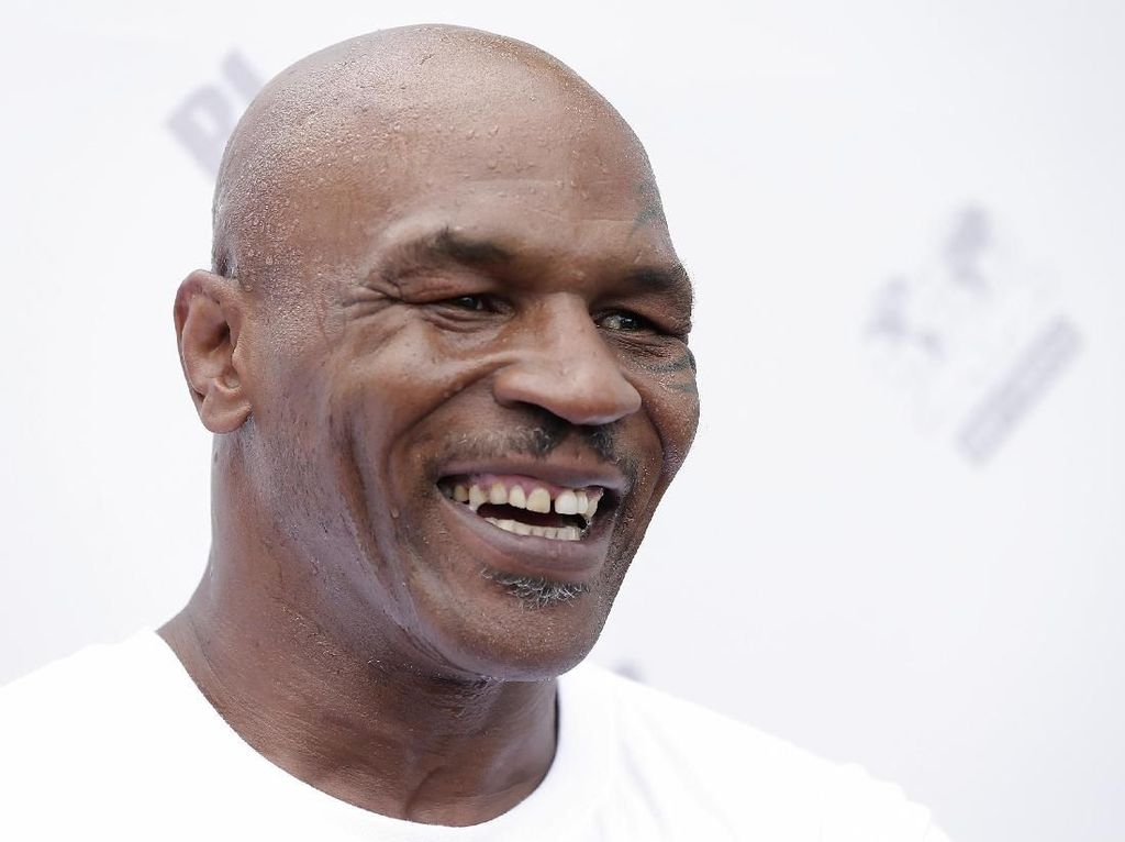 Mike Tyson Diajak Tanding Tag Team 2 Vs 2 ala Gulat