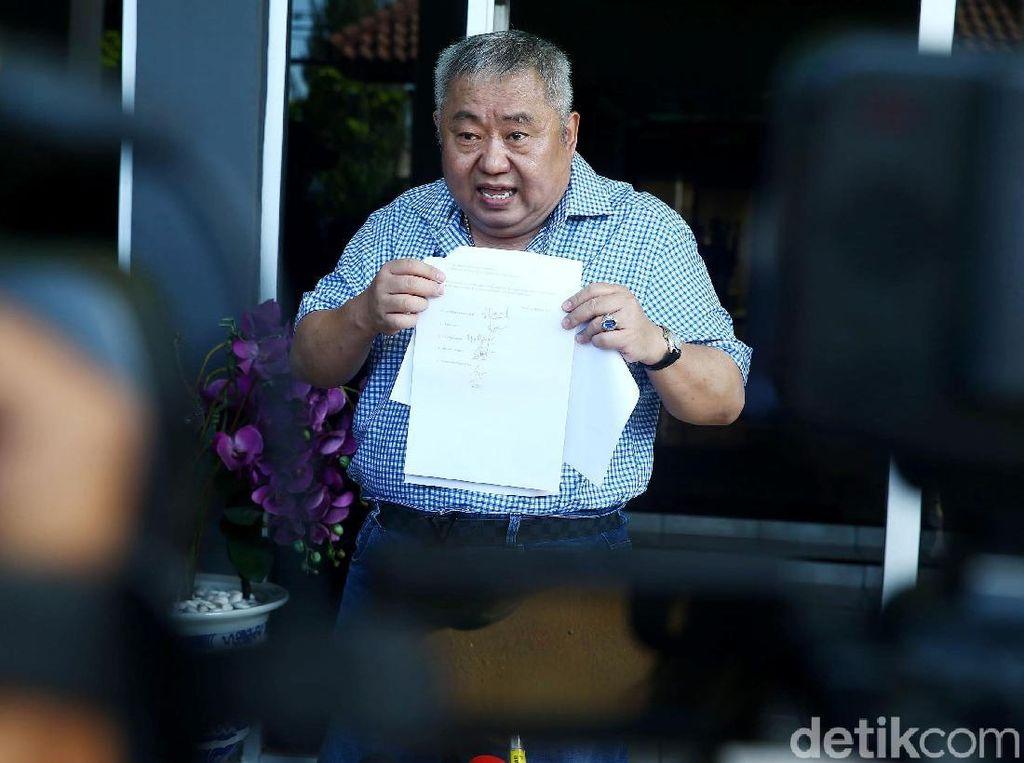 Polda Metro Jaya Tangkap Lieus Sungkharisma Terkait Dugaan Makar