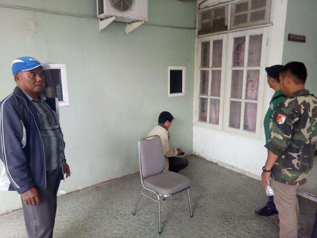 Gagah Si Pelempar Rumah Ketua MUI Sulsel Ditangkap