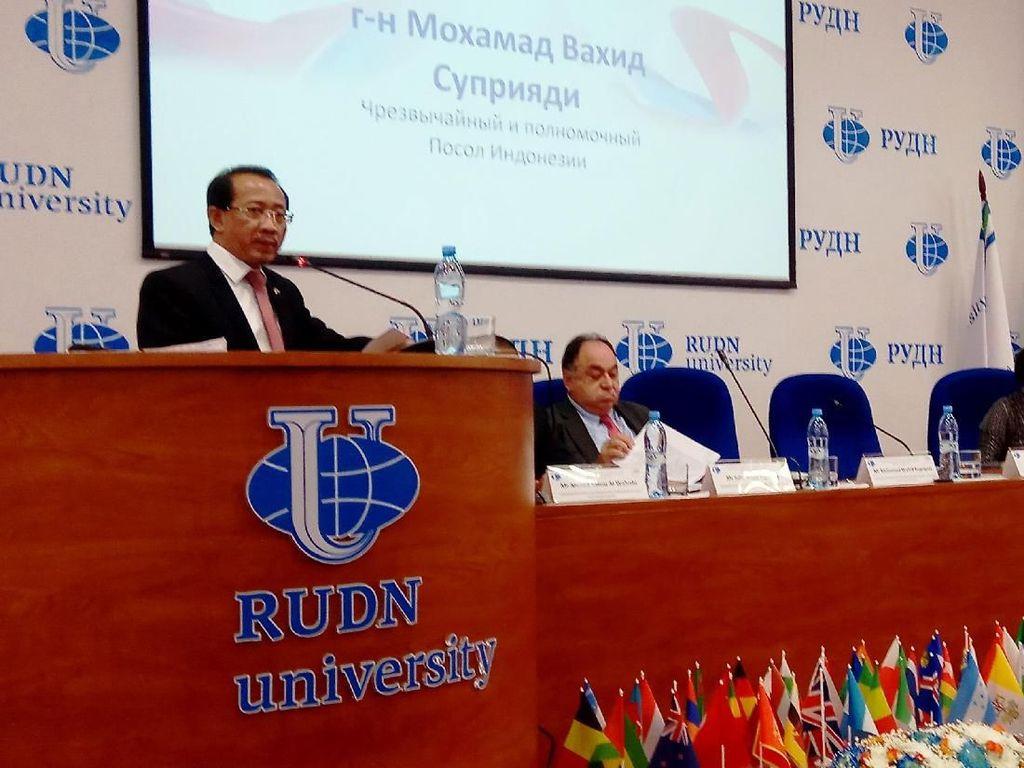 Indonesia dan Sejarah Berdirinya Universitas Persahabatan Bangsa-Bangsa Rusia