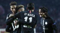 PSG Berniat Cetak Lebih dari Satu Gol ke Gawang MU