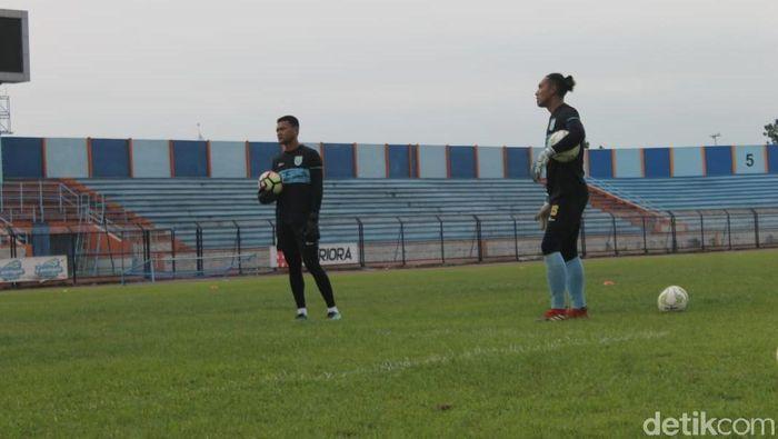 Dian Agus Prasetyo bergabung dengan Persela Lamongan. (Eko Sudjarwo/detikSport)