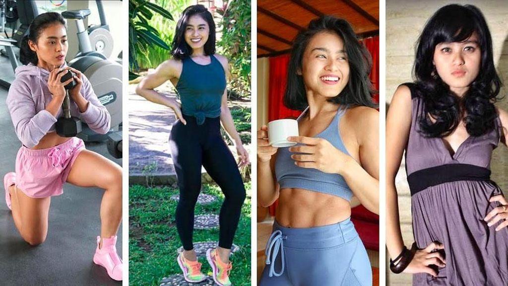 Pesona Youtuber Nadira Diva yang Imut Tapi Kekar Banget