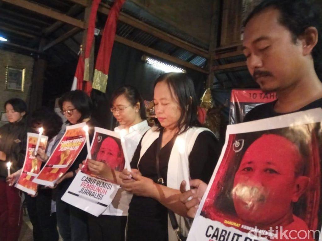 Remisi Pembunuh Wartawan Dicabut, Keluarga Kenang Kematian Prabangsa