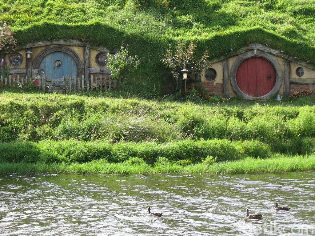 Foto: Ini Dia Desa Hobbiton yang Asli di Selandia Baru